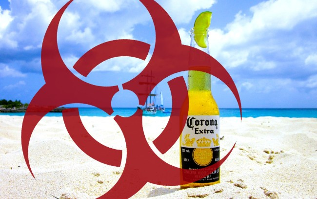 Corona Beer Google Searches Spiking Because Of The Coronavirus