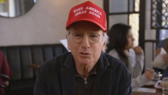 Larry David Responded To 'Curb Your Enthusiasm' Being Renewed The Only Way Larry David Can