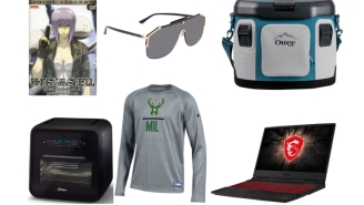 Daily Deals: Anime, Vitamins, Gucci Sunglasses, Keen Shoes, NBA Gear, OtterBox Coolers Sale, Under Armour Clearance And More!
