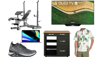 Daily Deals: Sale On Big Screen TVs For The Big Game, Oakley Sunglasses, Nautica Clearance, Tommy Bahama Sale And More!