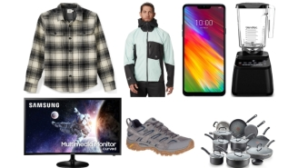 Daily Deals: Blendtec Blenders, Eddie Bauer, Cole Haan Shoes, Mountain Hardwear Sale, Express Clearance And More!