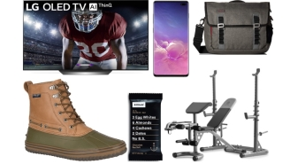 Daily Deals: OLED TVs, Timbuk2 Bags, Samsung Galaxy S10, $36 Kayaks, Microsoft Surface, Nike Clearance, Sperry Sale And More!