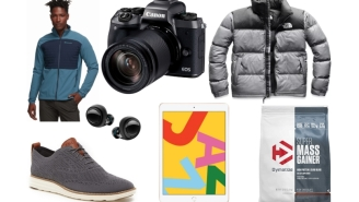 Daily Deals: Canon Mirrorless Digital Cameras, Cole Haan Shoes, Tilly's Clothing Clearance, The North Face Sale And More!