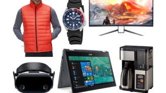 Daily Deals: 35-Inch Gaming Monitors, Heated Hoodies, Mixed Reality Headset, Eastbay Clearance, Foot Locker Sale And More!