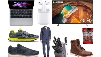 Daily Deals: Beef Jerky, 'Civilization VI: Platinum Edition,' Wax Jackets, Kenneth Cole Suits, DSW Clearance And More!