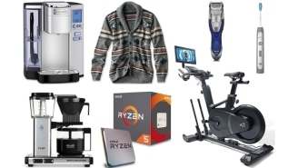 Daily Deals: Slippers, Beard Trimmers, Rechargeable Toothbrushes, Exercise Bikes, Express Clearance, Orvis Sweater Sale And More!