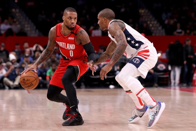Damian Lillard offers up unique suggestion to make the NBA All-Star Weekend better