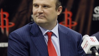 Daryl Morey's Tweet Supporting China's Anti-Government Protesters Sure Cost The NBA A Helluva Lot Of Sponsorship Money
