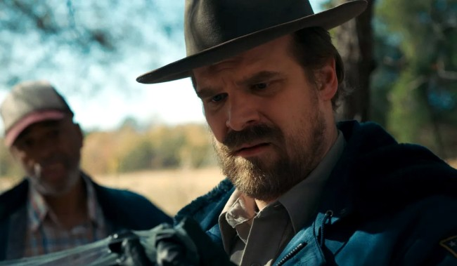 David Harbour Now Says Not Sure Chief Hopper Is Coming Back