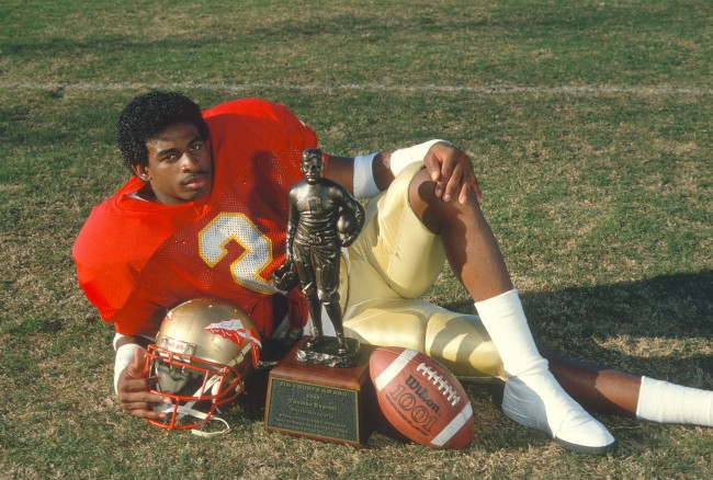 Deion Sanders claims that he'll be coaching a college football team by this time next year