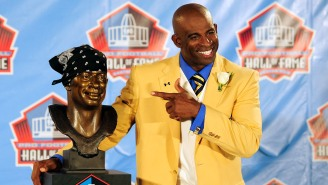 Deion Sanders Says Too Many Players Are Getting Into The Hall Of Fame, Sideswipes Eli Manning