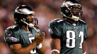 Donovan McNabb Throws Terrell Owens Under The Bus, Blames Him For Breaking Up Eagles Super Bowl Team