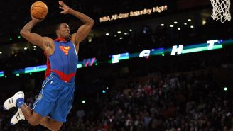 Dwight Howard Is Making His Grand Return To The Slam Dunk Contest More Than A Decade After His Last Appearance