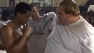Actor Ethan Suplee AKA Louie Lastik From 'Remember The Titans' Lost 250 Pounds And Breaks Down The Workout That Got Him Jacked