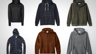 Layer Up With These Comfortable Hoodies That Fit Your Everyday Style