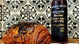 Bourbon Barrel-Aged Hot Honey – Fuego Box Just Released A New Line Of Spicy Honeys