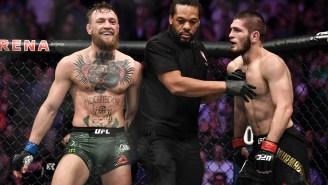 Conor McGregor To Fight Khabib Nurmagomedov Next According To Dana White 'It's The Biggest Fight In The Sport's History'