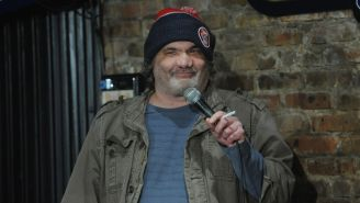 Artie Lange Celebrates Anniversary Of Sobriety With Fans And Fellow Comedians: 'I'm One Year Clean Today'
