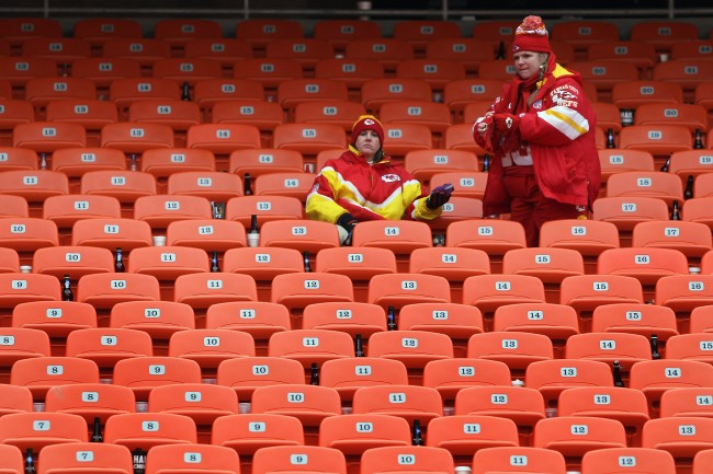 NFL attendance for the 2019 season was the lowest in 15 years.