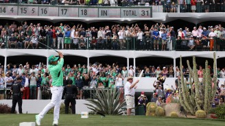 Your Trusty Guide To Betting On The Waste Management Phoenix Open, Golf's Drunkest Event