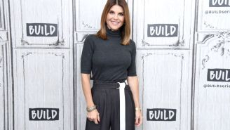REPORT: Lori Loughlin Hires Prison Coach To Teach Her Jail Lingo And Martial Arts