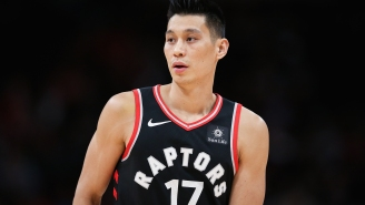 Jeremy Lin Just Received His 'FAT' NBA Championship Ring In China And It Is Almost As Big As His Hand