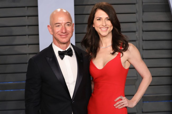 MacKenzie Tuttle Bezos sold her shares of her ex-husband's company Amazon $400 million, according to a recent SEC filing.