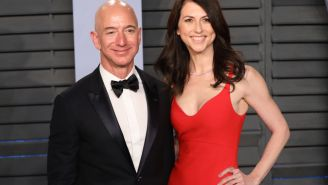 MacKenzie Bezos Dumps $369 Million In Amazon Stocks