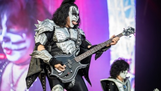 Gene Simmons Has Been Putting Ice Cubes In His Cereal For 30 Years And May Be A Danger To Society