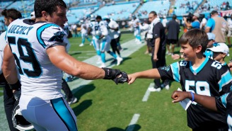 NFL Player Reactions To Luke Kuechly's Sudden Retirement Reveal He How Great Of A Guy He Is