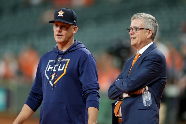 Houston Astros GM Jeff Luhnow and manager AJ Hinch have been suspended for one year after an MLB investigation found the team used technology to cheat during its World Series-winning 2017 season.