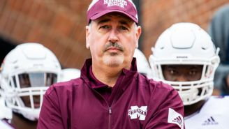 All It Took Was A Player Raising His Leg Like A Dog In The Egg Bowl To Set Off An Insane Chain Of Events To Get Two Head Coaches In Mississippi Fired