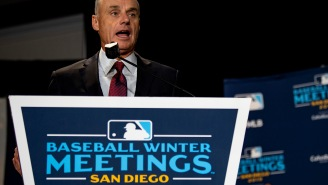 MLB Commissioner Rob Manfred Speaks Out After LA City Council Voted To Urge MLB To Strip Red Sox And Astros Of World Series Titles