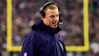 Dallas Cowboys HC Jason Garrett Is Reportedly Talking To Players As If He's Still Going To Be With Team As Rumors Continue To Swirl About His Firing