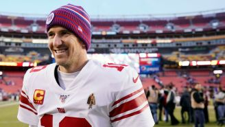 According To Richard Sherman, Eli Manning Is A Hall Of Famer And His Reasoning Why Is Spot-On