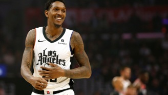 NBA's Coolest Dude Lou Williams Named His Newborn Son After His Three NBA Sixth Man Of The Year Awards