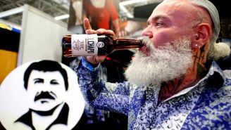 We Now Live In A World Where There Is El Chapo Beer