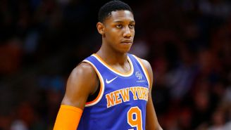Out Of Respect For Kobe Bryant, RJ Barrett Doesn't Want To Be Called 'Maple Mamba' Anymore