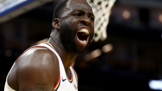 Draymond Green Ruthlessly Poor-Shames Heckling Timberwolves Fan In Front Of His Date