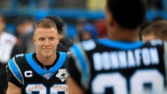 Christian McCaffrey Was Named All-Pro At Not One, But Two Positions