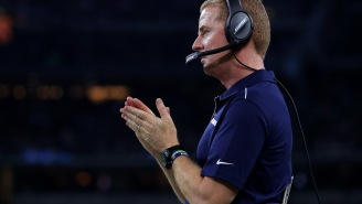 The Dallas Cowboys Make It Official And Release Statement Announcing Jason Garrett Will Not Return As Head Coach
