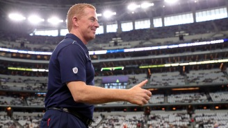 Former Cowboys QB Shares Incredible Story About Jason Garrett Consistently Showing Up Unannounced To Visit His Dying Son In The Hospital