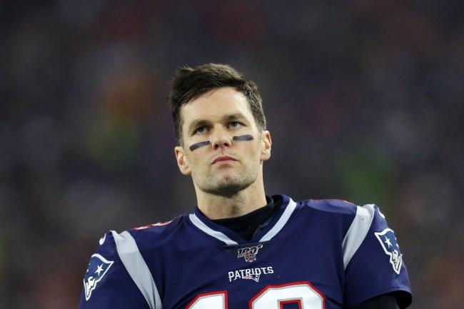 tom brady final play as a patriot