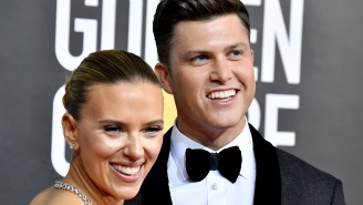 With Scarlett Johansson's TWO Oscar Nominations, It's Time We Acknowledge The Brilliant Man Behind Her: Colin Jost
