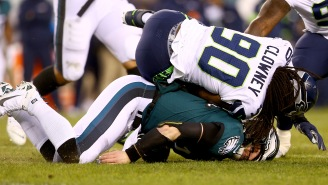 Jadeveon Clowney Says He Expects 'Death Threats' For Hit On Carson Wentz Because Philly Has 'The Worst Fans In The World'