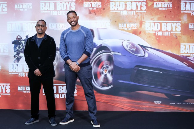 Will Smith and Martin Lawrence appeared on The Breakfast Club and told Charlamagne tha God why it took so long to make Bad Boys 3 and how they were cast for the original movie.