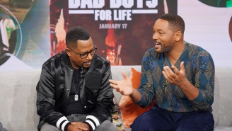 Will Smith And Martin Lawrence Go 'Sneaker Shopping' And Discuss The Role Shoes Played In Their Careers And 'Bad Boys For Life'