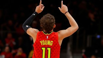 Trae Young Matches A Kobe Bryant Record While Honoring His Favorite NBA Player And Gianna Bryant vs. Wizards