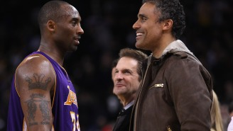 Rick Fox Describes His Harrowing Experience After False Reports Claimed He Died In The Helicopter Crash With Kobe