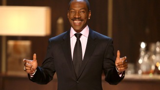 Eddie Murphy Is 'Sneaking Into' Comedy Clubs To Test New Material That Could Earn Him Around $70 Million From Netflix